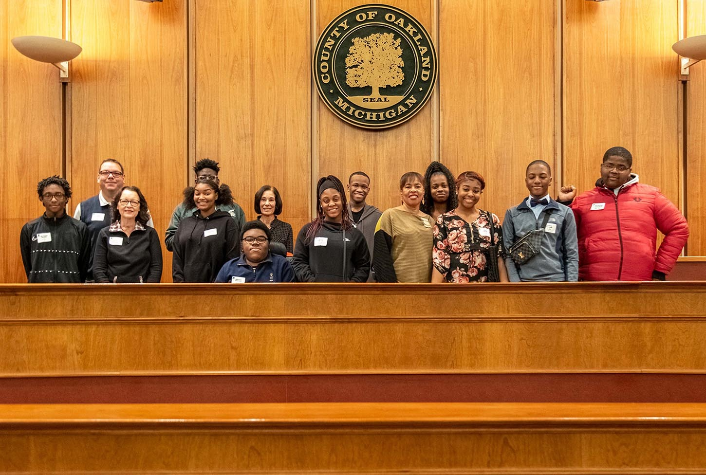 OPHS Youth in Government photo
